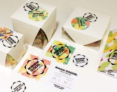 """MMMM Good"" Branding & Packaging"