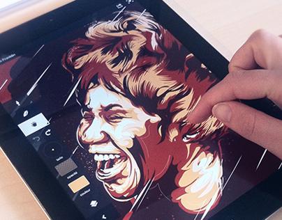 Adobe Ideas - Illustrations
