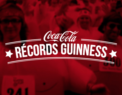 Coca-Cola Récords Guinness
