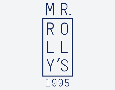 MrRollys Branding Identity