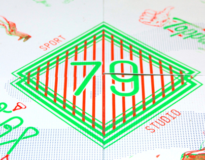 Sportstudio 79 – SGT Screen-print