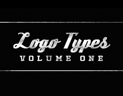 Logo Types Volume One