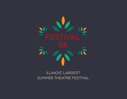 Festival 56 Identity