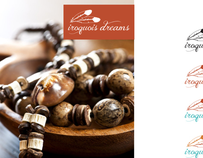 Iroquois Dreams Logo and Branding