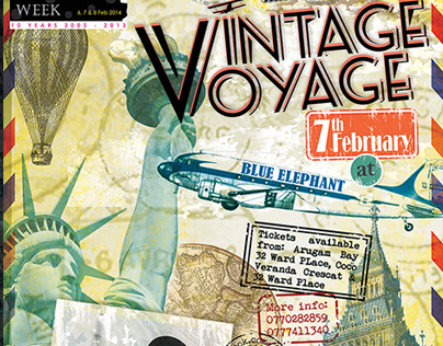 Afterparty:Vintage Voyage
