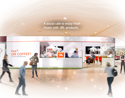 Retail Experience for JBL