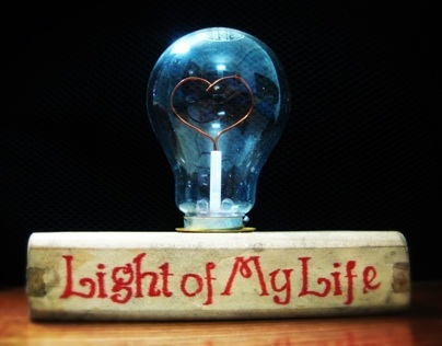 DIY#2: [♥Valentine Gift♥] Light of My Life