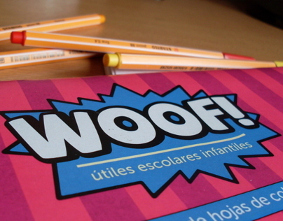Woof! - Diseño de packaging infantil