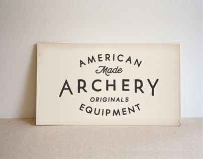 Archery Originals