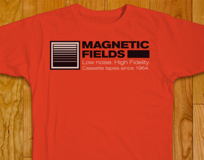 Magnetic Fields branding exercise