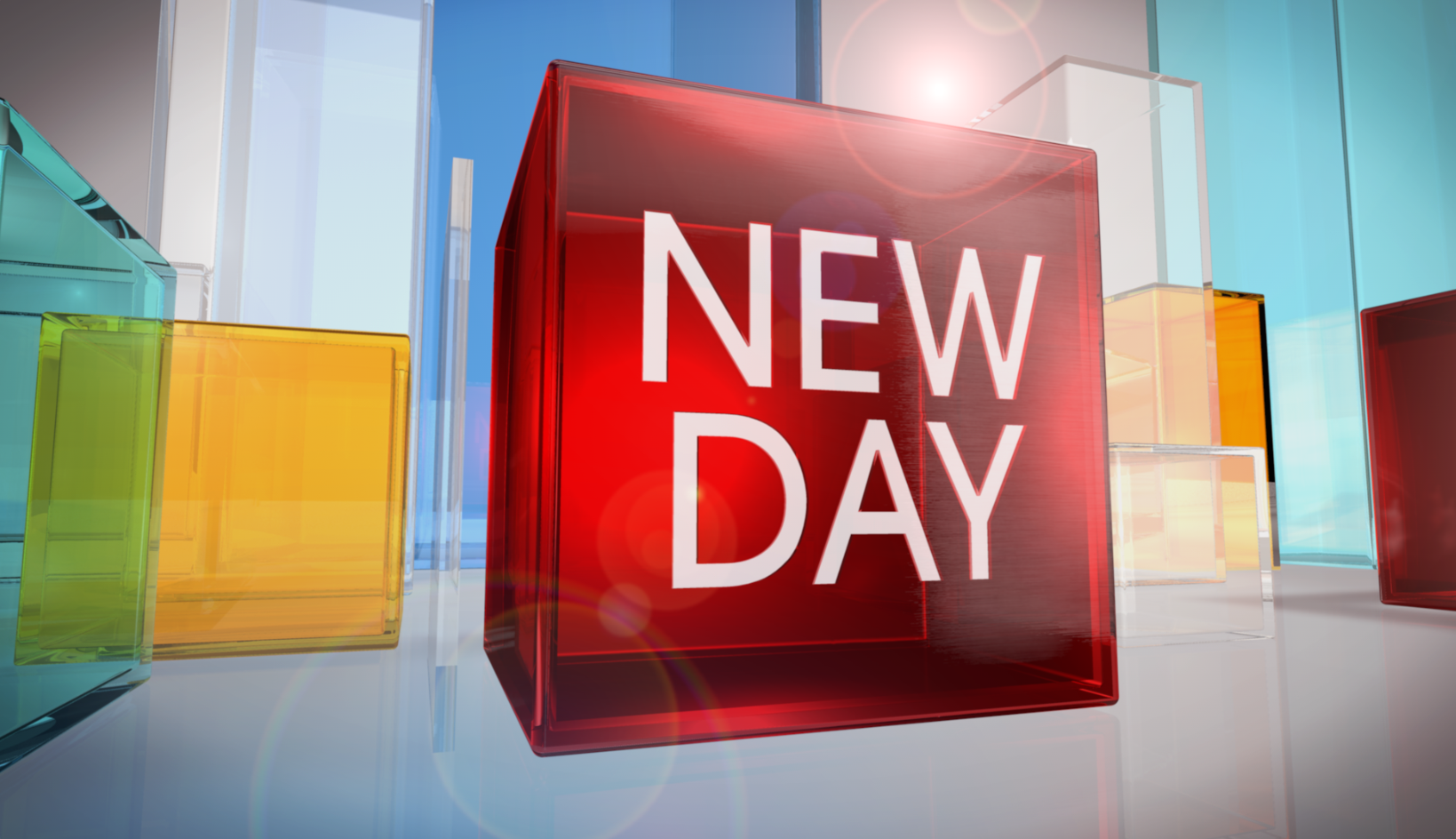 CNNs New Day Package graphics