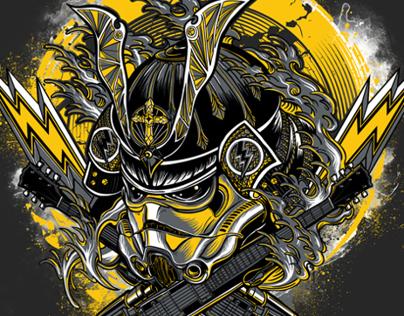 Samurai Stormtrooper of Rocker