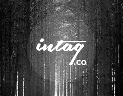 INTAG Visual Identity - Website