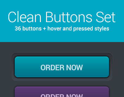 Clean Web Buttons 2.0