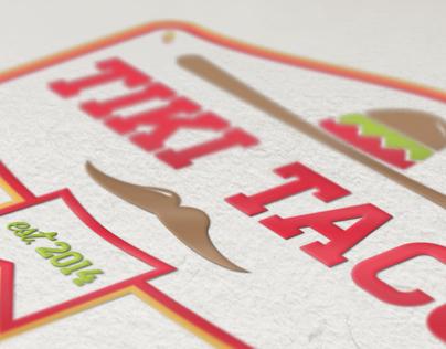 TIKI TACO | LOGO&BRAND IDENTITY