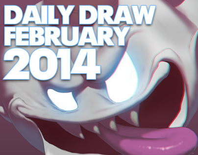 Daily Draw February 2014 (Updated 2/21)