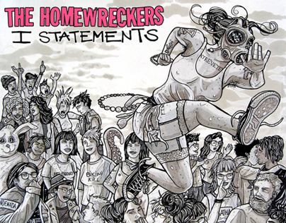 HOMEWRECKERS ART