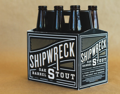 Shipwreck Oak Barrel Stout