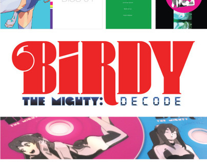 Birdy the Mighty: Decode