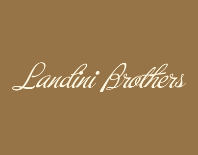 Landini Brothers—Website Redesign