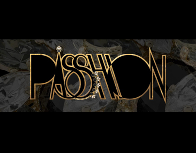 PASSHION LOGO collection / PASSHION LOGO 變化設計