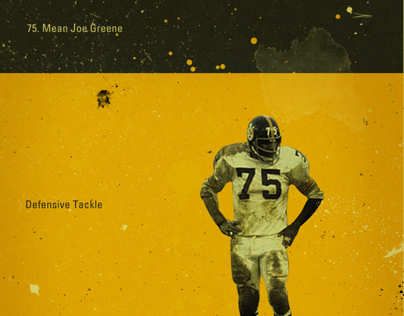 NFLs Greatest Defenses - 1970s Pittsburgh Steelers