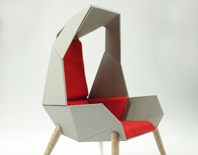 Rethinking Seating: Shell Concept