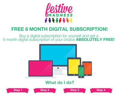 Festive Madess Website Design