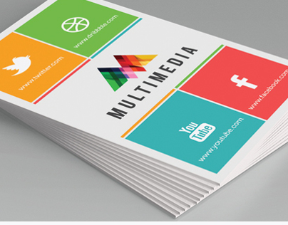 Metro Design Business Card