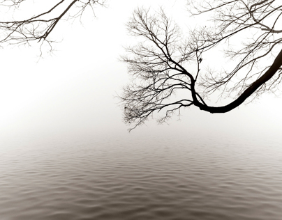 Fog on the West Lake - 杭州西湖