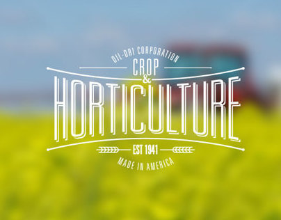Oil-Dri Crop and Horticulture