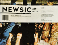 NEWSIC | Monthly music magazine