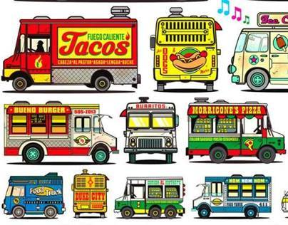 Alibi Food Truck Field Guide