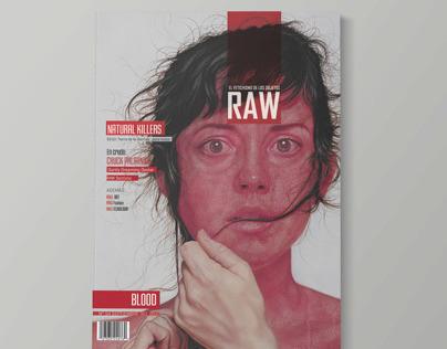 RAW - MAGAZINE