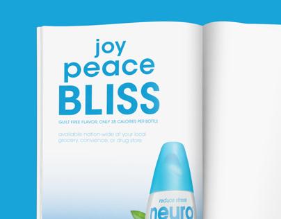 neuroBLISS Magazine Advertisement