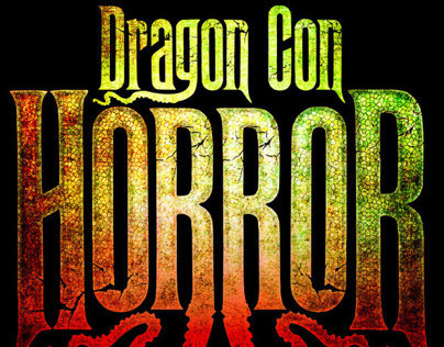 Dragon Con HORROR Logo