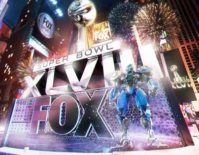 2014 Super Bowl XLVIII FOX Sports Show Open
