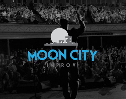 Moon City Improv - Logo