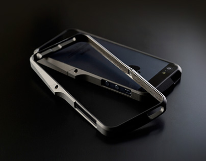 INNOPOCKET: Aluminum Bumper for iPhone 5