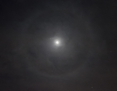 My Moon Halo