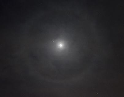 My Moon Halo