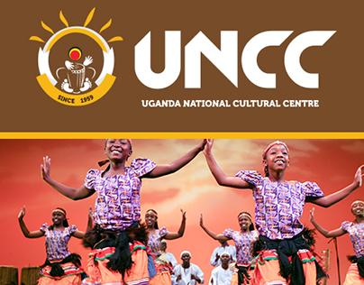 UNCC Rebrand (Uganda National Cultural Centre)