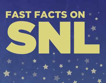 Infographic: Saturday Night Live