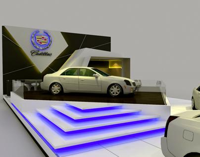 Cadillac - Qatar Motor Show 2014 - Design-01