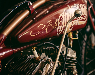 1930 Indian Scout by H9