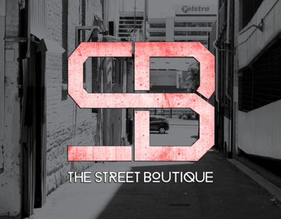 The Street Boutique (Work in Progress)