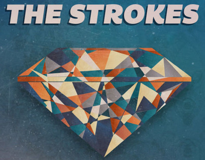 Redesign CD | Strokes - Angles