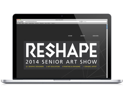 Reshape: Senior Promotional Materials