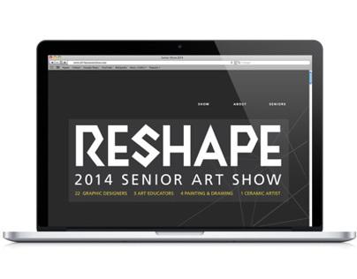 Reshape: Senior Promotional Materials