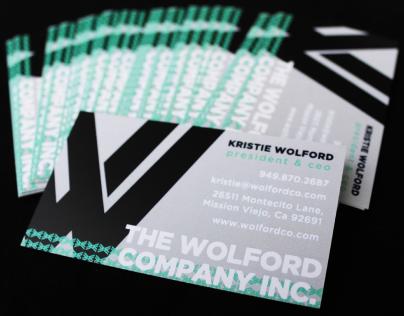 Wolford Company Inc. Brand Identity